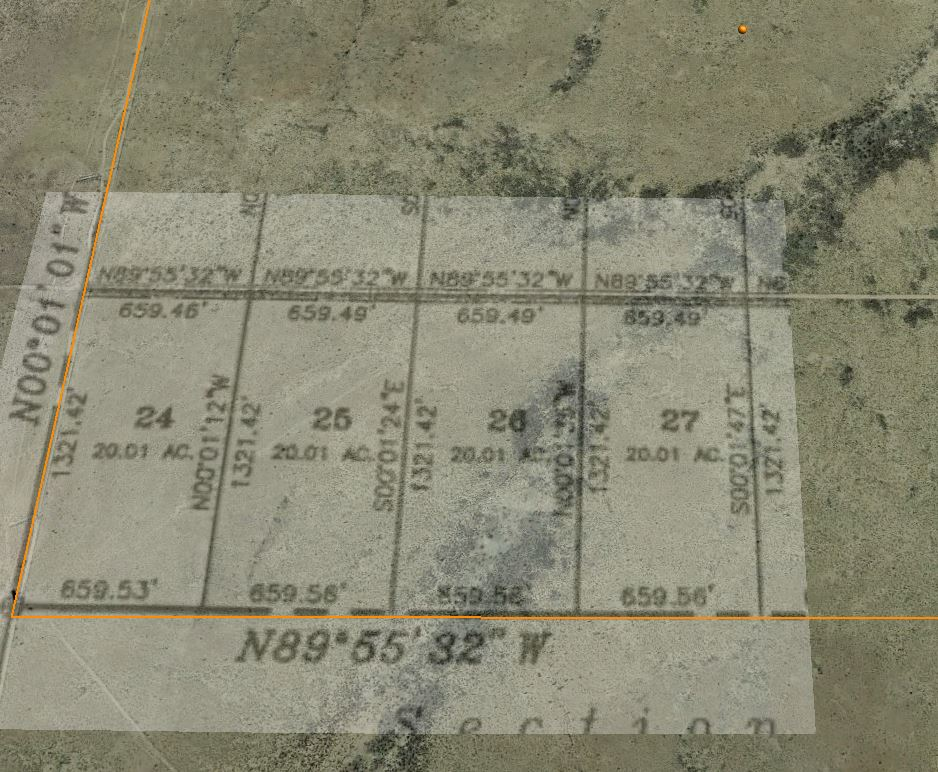 Texas Hudspeth County 20 Acre Sunset Ranches Terms 140