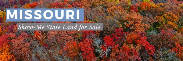 Missour Land for Sale